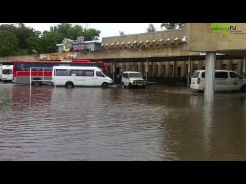 Волгодонск (Ростовская область) затопило