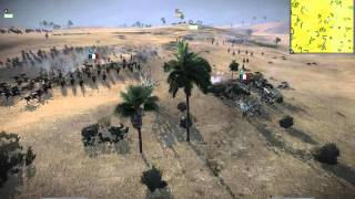 Napoleon: Total War- Campaign Gameplay-PC- Battle #1