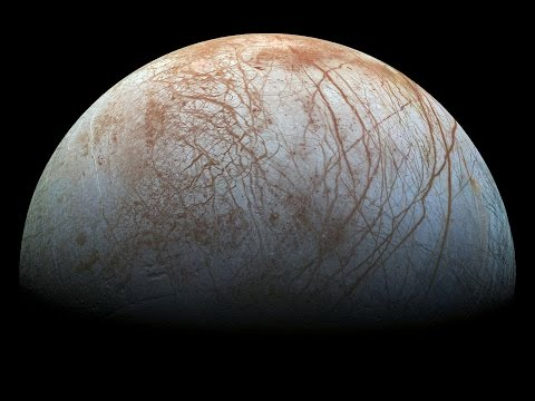 A Detection of Life on Europa? And an Enceladus Update for 03/20/17