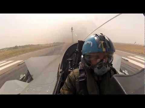 Partez en mission au-dessus du Mali à bord d'un Rafale