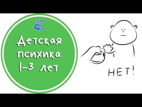 Детская😇 психика 1-3 лет👨🔬 Советы Психолога