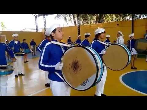 Banda Marcial da Escola Ayrton Senna