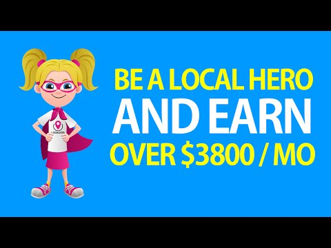 Change The World One Community at a Time - Be a Local Hero!