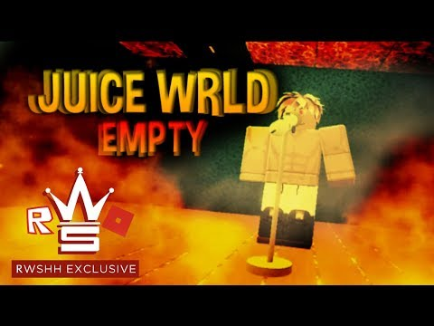 """Juice WRLD """"Empty"""" (RWSHH Exclusive - Official Roblox Music Video)"""