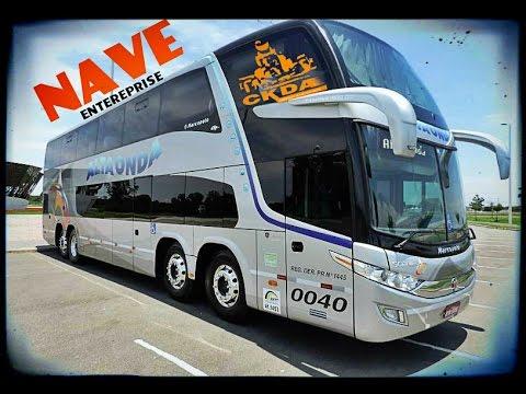 RICK BULL-Ônibus CKDA - Destino: Aldeia da Serra-Sp 2015