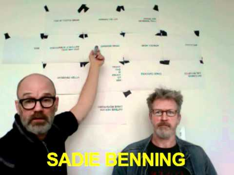 Michael Stipe, Jim McKay Introduction Video