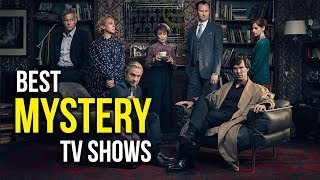 Top 5 Best Mystery TV Shows