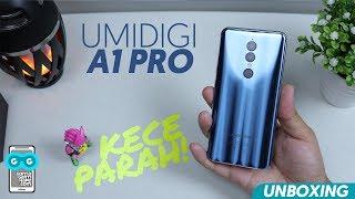 1,5 JUTA KECE ABIS! Unboxing Umidigi A1 Pro - Icy Blue