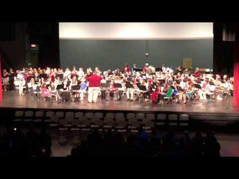 Lumberton Intermediate School Christmas Program 12/05/16