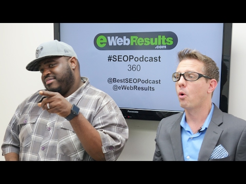 Why is my SEO Campaign Failing? - SEO Podcast 360