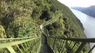 Sentiero le Busatte - Torbole sul Garda