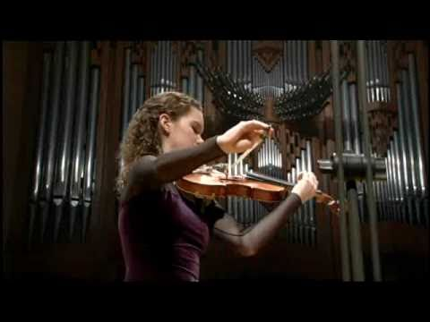 The Berliner Philharmoniker and Hilary Hahn in Tokyo - Concert at the Suntory Hall, 2000