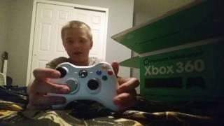 Xbox 360 (E) gamestop unboxing