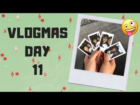VLOGMAS DAY 11 (Girls' Bonding + Converse x Hello Kitty Launch) | Mayie Mapili