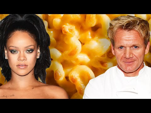 Which Celebrity Has The Best Mac 'N' Cheese Recipe?