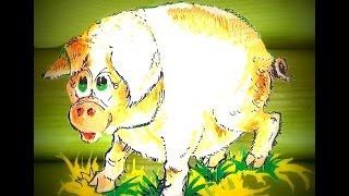 Poveşti audio pentru copii - Povestea porcului de Ion Creangă
