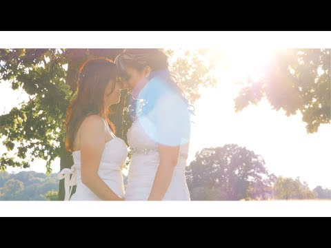 Zoe and Jodie Shuttleworth Wedding Video
