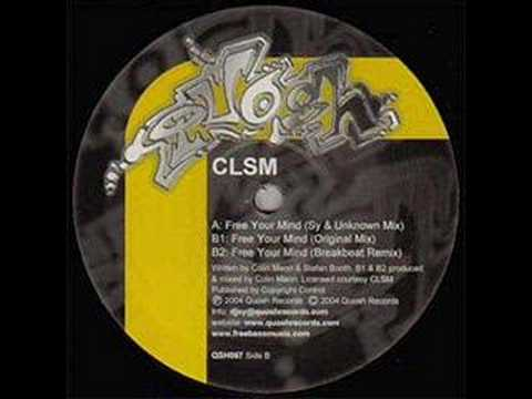 CLSM - Free Your Mind (Original mix)
