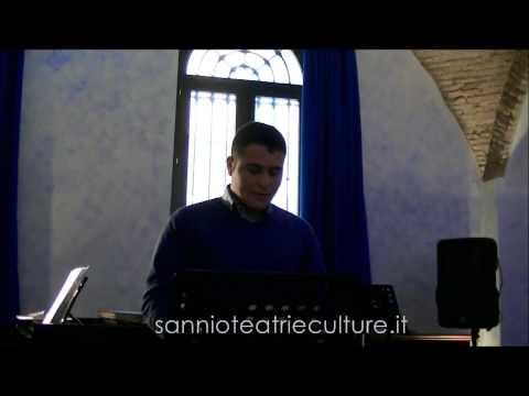 Parole Musica Conservatorio Musicale Benevento - 29-11-2012