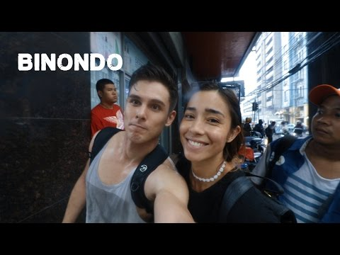 OUR FIRST DATE!! ( Exploring Binondo, Manila)