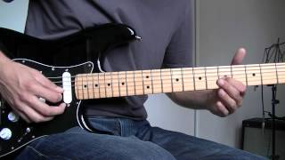 Cours De Guitare : Plans 1 Pentatonique Mineure - Solo Rock Blues