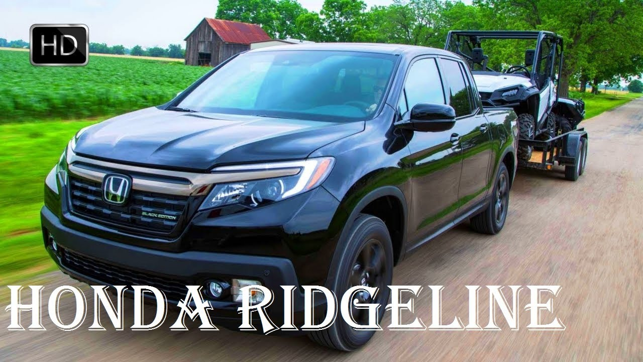 2018 Honda Ridgeline Type R Sport Review Towing Capacity Specs Reviews Auto Highlights