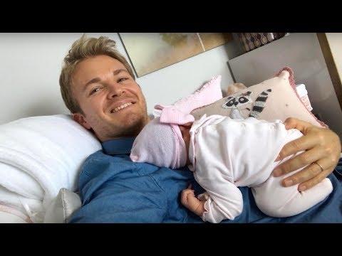MEET MY NEW BABY DAUGHTER | NICO ROSBERG