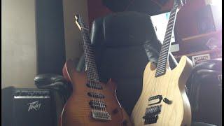 Chapman Guitars ML1 Hot Rod & Antique Burst Review by Robert Baker