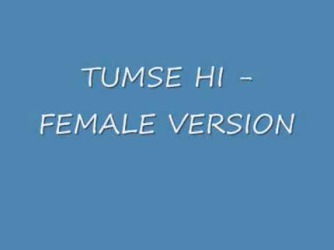 tumse hi female