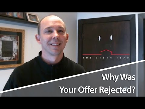 Salt Lake County Real Estate Agent: Why Was Your Offer Rejected?