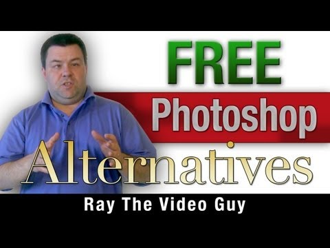 Free Photoshop Online Alternatives - Ray The Video Guy