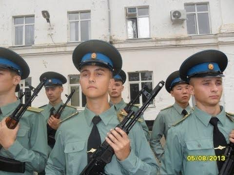 квваул Краснодарское высшее военное авиационное училище летчиков набор 2013 (влк,кмб,строевая)