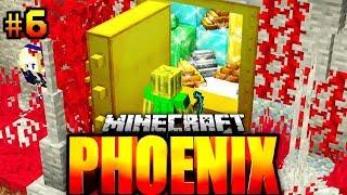 Den GEHEIMEN TRESOR GEFUNDEN?! - Minecraft Phoenix #006 [Deutsch/HD]