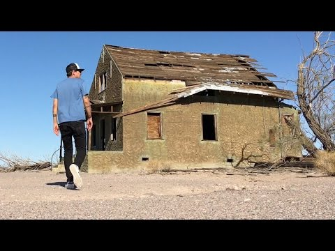 Abandoned Route 66 Stuff Road Trip Day 1