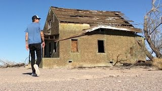 Abandoned Route 66 Stuff (Road Trip Day 1)