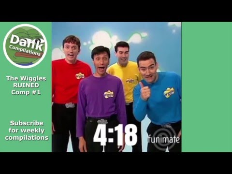 The Wiggles RUINED | Funny Wiggles vines