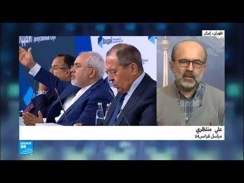 توتر وحرب كلامية بين إسرائيل وإيران  - نشر قبل 2 ساعة