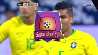 Download Video Saudi Arabia vs Brazil Full Match  Friendlies 2018 (First Half) MP3 3GP MP4