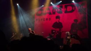 The Jesus and Mary Chain ♪Just Like Honey @Toyosu PIT Tokyo 26 Feb 2016