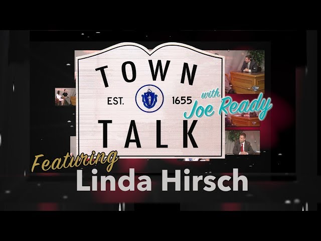 Town Talk featuring Dr. Linda Hirsch - June 3, 2019