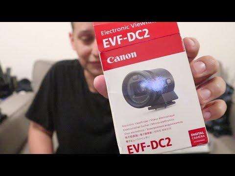 Canon EVF DC2