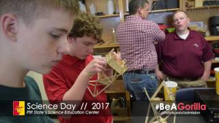 2017 Science Day - Pittsburg State University