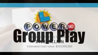 🌟Closed🌟 Powerball - $403 Million for 2/22/17 - Casting Call 🌟Closed🌟