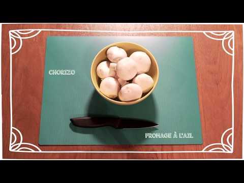 recette-rapide-:-champignons-gourmand