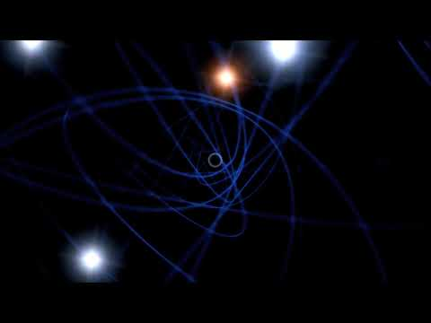 Tracking Stars Orbiting the Milky Way's Central Black Hole [720p]