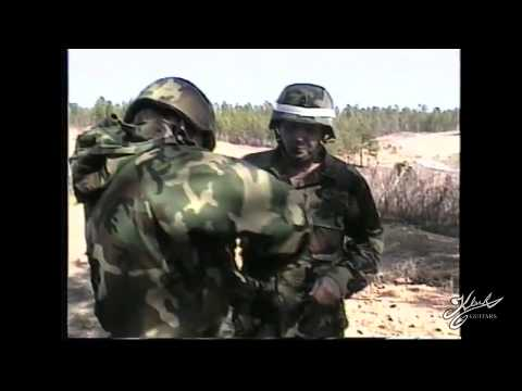 2001 Footage - US ARMY Demolition Range - Fort McClellan, AL - SAPPER Combat Engineer