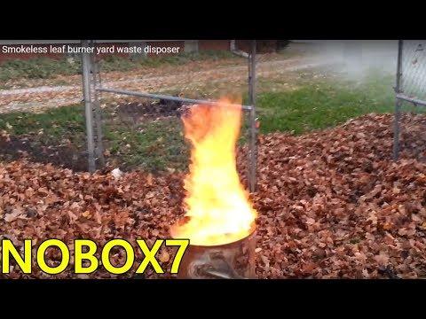 smokeless-leaf-burner-?-yard-waste-disposer-(-test-)