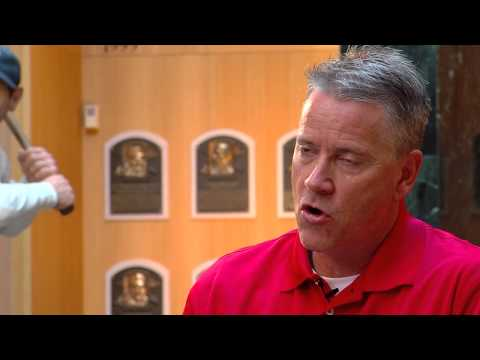 Tom Glavine Full Interview - 2014 Baseball Hall of Fame Inductees