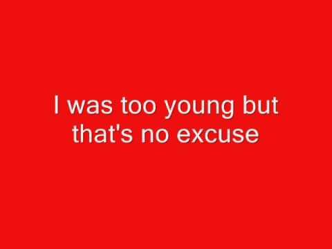 too young jack wagner (lyrics)