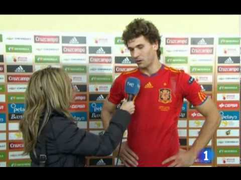 La Furia Roja: Llorente Post-Lithuania Comments (10/8/10)